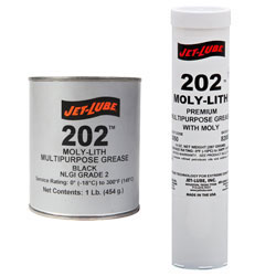 Jet Lube #202 Moly-Lith Multi-Purpose Grease