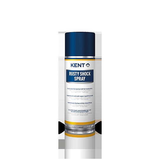 Kent Rusty Shock Spray