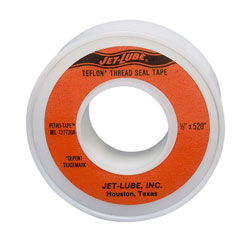 Jet Lube Petro-Tape Pure Virgin PTFE Thread Seal Tape