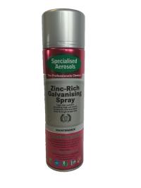 Zinc Galvanising Spray