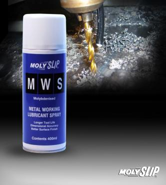 Moyslip MWS (Metal Working Lubricant Spray)