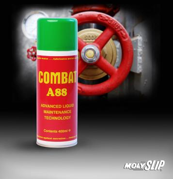 Molyslip Combat A88 Anti-Corrosive Releasing & Lubricating Fluid