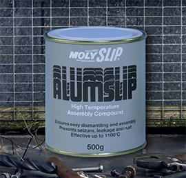 Moyslip Alumslip High Temperature Assembly Compound